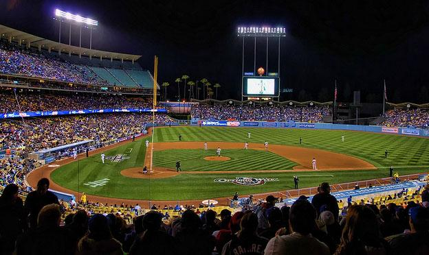 Los Angeles  - Cricket stadium