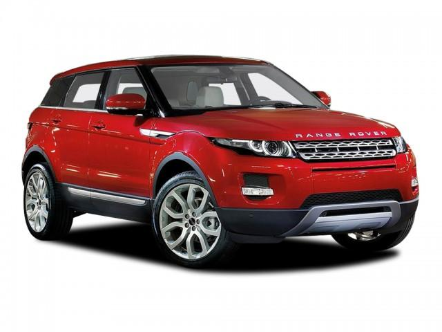 Popular Cars in Australia - Range Rover Evoque TD4 Pure