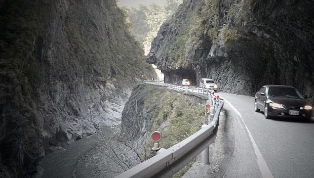 Taroko Gorge Road, Taiwan