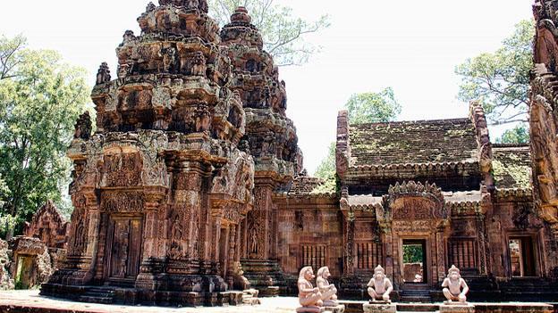 Destinations For Volunteering Abroad - Cambodia