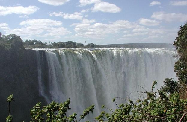 Victoria falls one of the top must see sights In Africa