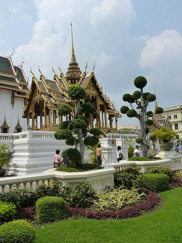 Places To Visit In Thailand - Bangkok Grand Palace