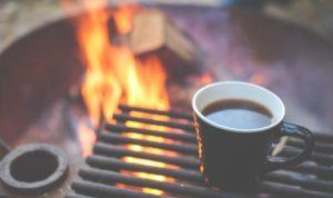 coffee camping