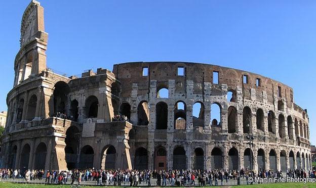 Rome City - Coliseum