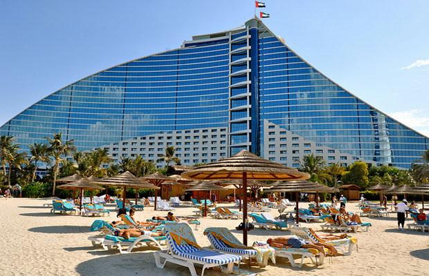 Jumeriah Beach Resort in Dubai City