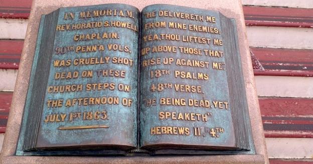 gettysburg church