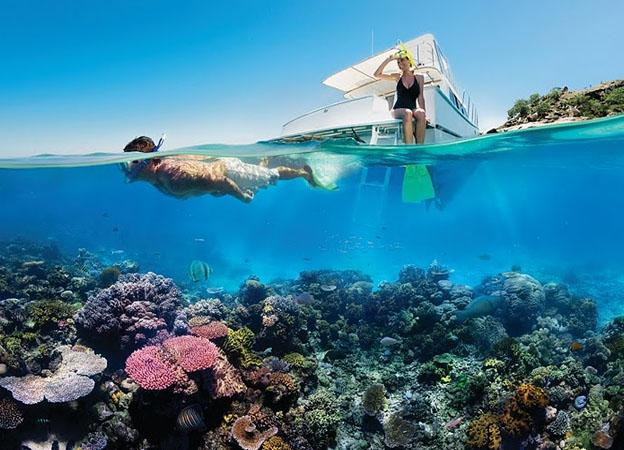Holiday in Australia - Great Barrier Reef Australia