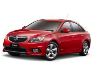 Popular Cars in Australia - Holden Cruze