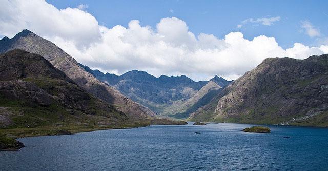 Scottish Loch Tour - Loch Coruisk, Skye
