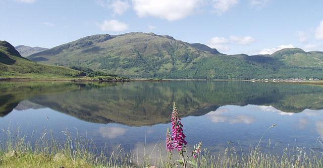 Scottish Loch Tour at Loch Duich