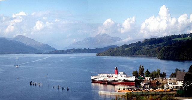 Loch Lomond - Scottish Loch Tour