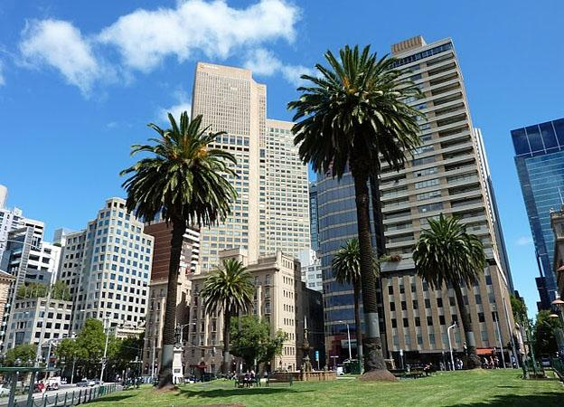 Australia Skyscrapers