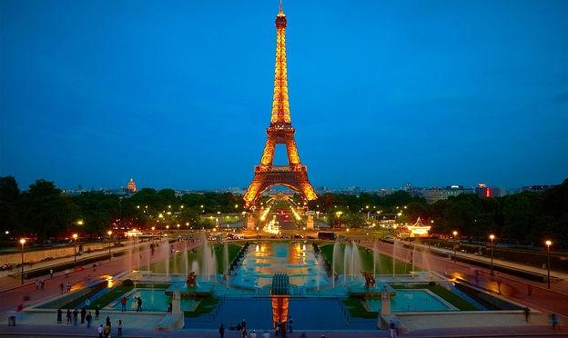 A Relaxing European Destinationse - The Eiffel Tower