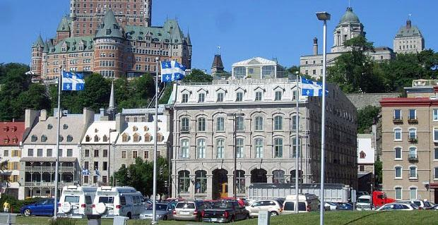 Canadian Cities -  Quebec City