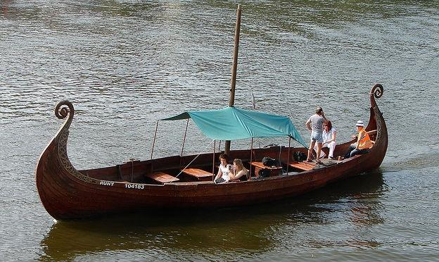 Prague City River Tour