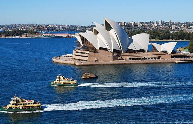 One of the best attractions in Sydney - Opera House