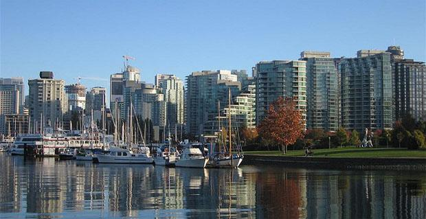 Canadian Cities - Vancouver