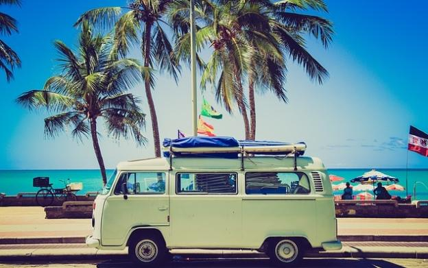 How to travel cheaper this Summer - VW camper