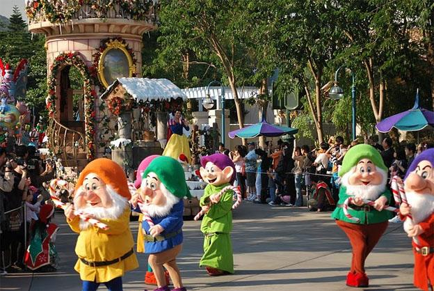 Family Holidays To Disneyland Florida