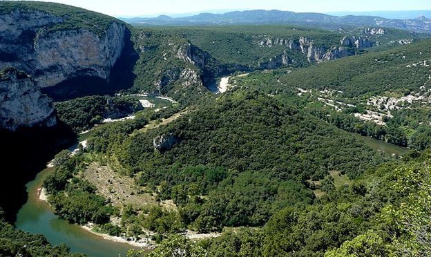 Ardèche Gorges (Gorges of the Ardèche)
