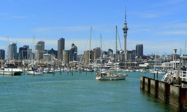 Auckland City Port