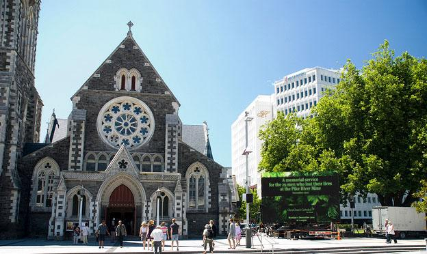 Christchurch City Church