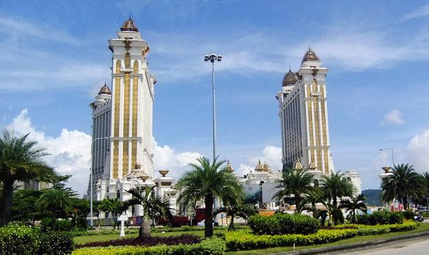 Macau City and Hotels Guide