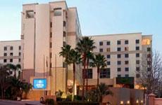 Hilton Hotel Sandton in Johannesburg City