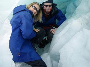 New Zealand Adventures - Ice Hiking in Franz Josef
