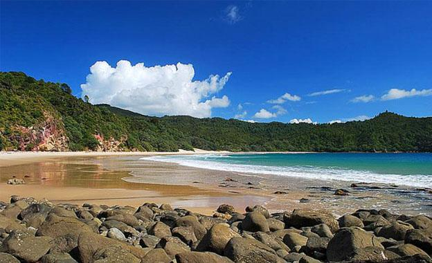 Coromandel - New Chums Beach