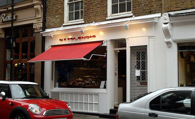 London's Top Restaurants - Ottolenghi