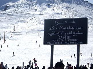 Unusual Ski Destinations - Oukaimeden Resort, Morocco