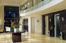 Tryp Iguatemi Hotel at Sao Paulo City