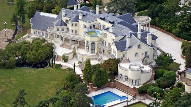 The Most Expensive Dream Houses in England