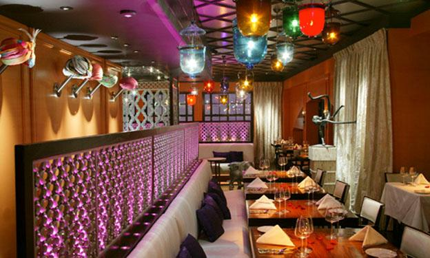 London's Top Restaurants - Veeraswamy