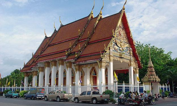 Temple at Phuket City