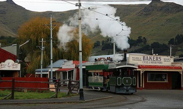 Christchurch City park