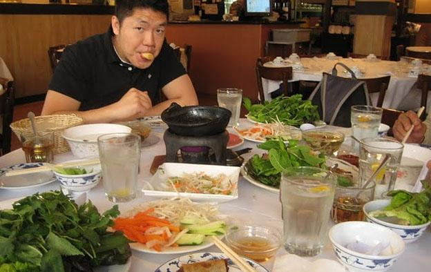 Anh Hong Restaurant at Anaheim City