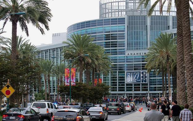 Anaheim City Convention Center