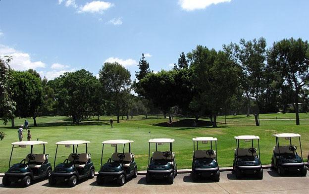 Dad Miller Golf Course at Anaheim City