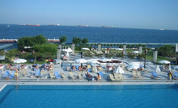 Hotels at Antalya City