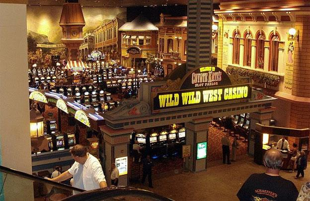Wild Wild Wild West Casino at Atlantic City