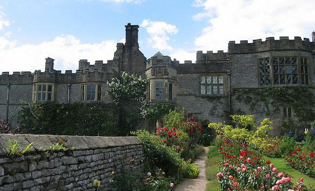 Haddon Hall at Bakewell City