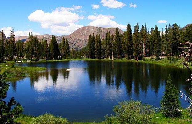 Top 10 Camping Destinations - Yosemite National Park