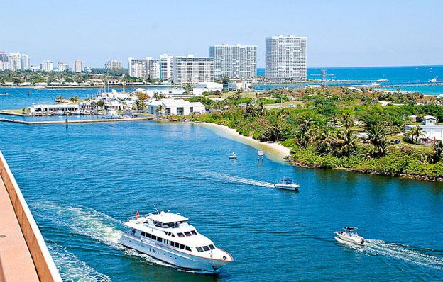 Fort Lauderdale city waterways