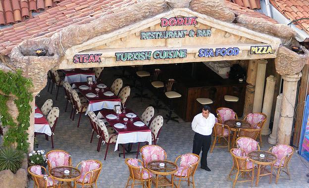 Icmeler City restaurant