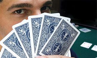 Gambling at Las Vegas