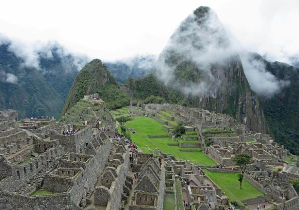 Volunteering Abroad - Machu Picchu 2016