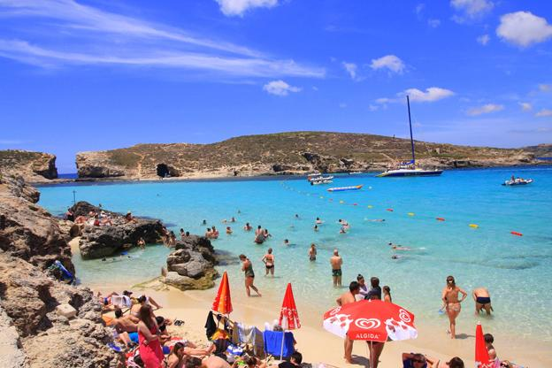 The Best Beaches In Malta