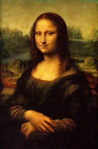 mona-lisa-Leonardo da Vinci